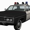AMR USA Police 3D