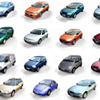 Collection cars 2010