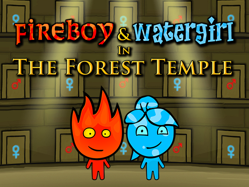 Fireboy & Watergirl: Forest Temple