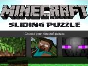 Minecraft Sliding Puzzle