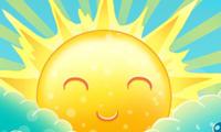 Sun Beams