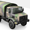 Army truck mega