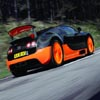 Super Sport Car Sliding