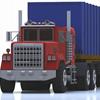 Super trailer truck