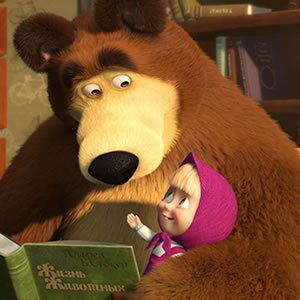 Masha and the Bear Hidden Stars